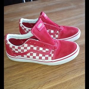 Kids Vans    size youth 5